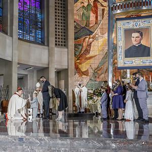 AJ AOH Beatification Mass 1025-2