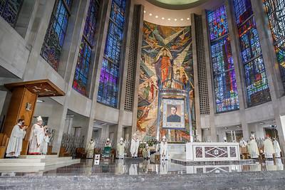 AJ AOH Beatification Mass 1021