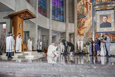 AJ AOH Beatification Mass 1026