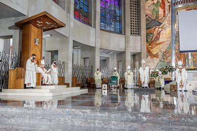 AJ AOH Beatification Mass 1016