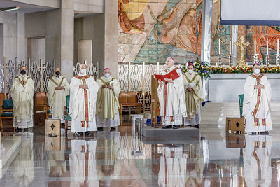 AJ AOH Beatification Mass 1007