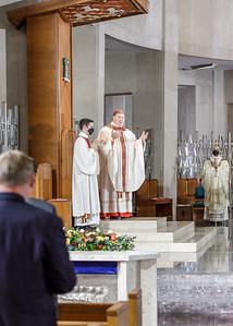 AJ AOH Beatification Mass 1005