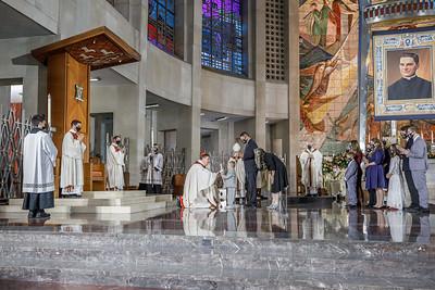 AJ AOH Beatification Mass 1025-1