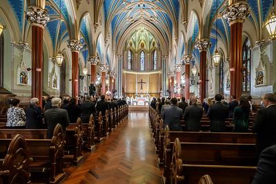 AJ AOH Mass of Thanksgiving 1018