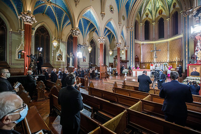 AJ AOH Vigil for Priests 1005