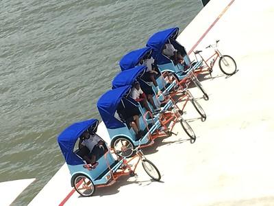Dockside Pedicabs