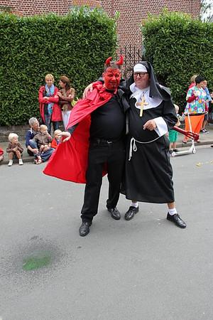 kermisgroepen faubourg 2011