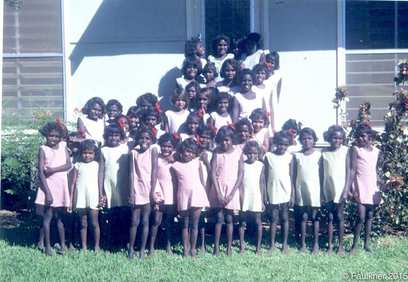 Hostel girls 1970