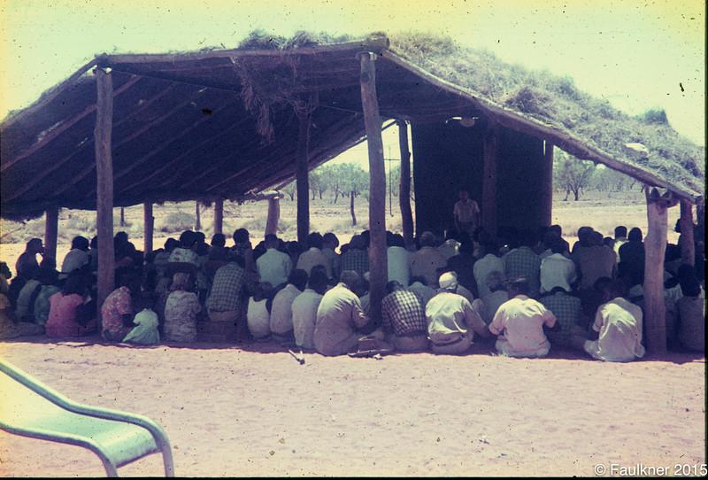Church bough shed 1968
