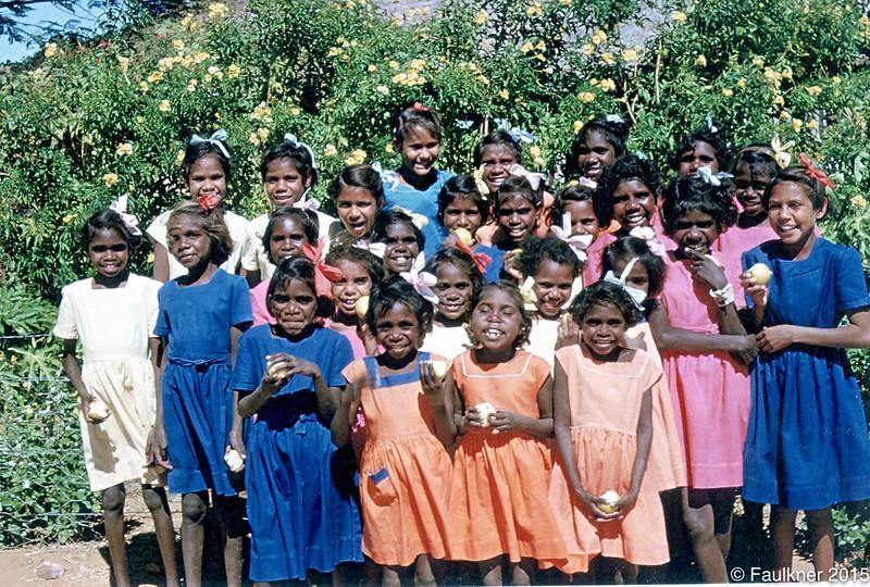 Hostel girls 1957