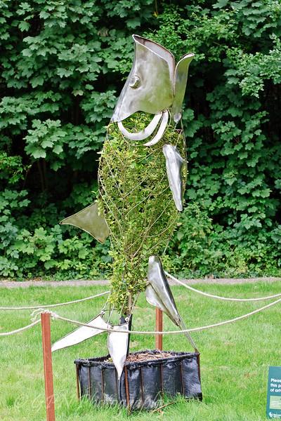 Fish Statue