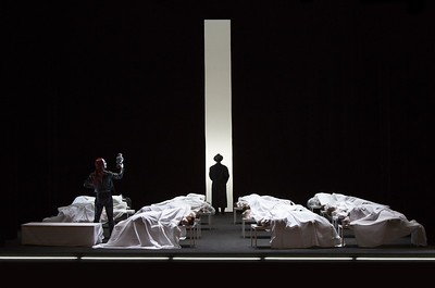 Faust I (Prologue in the Theater)