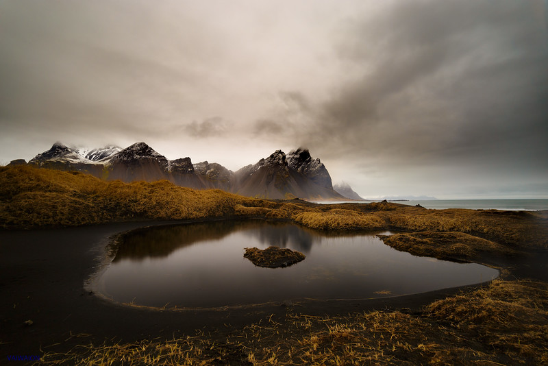 Vestrahorn Mountains - Stokksnes peninsula