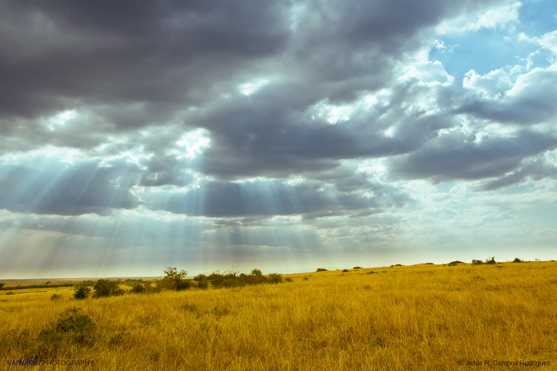 The skies over Masai Mara (2)