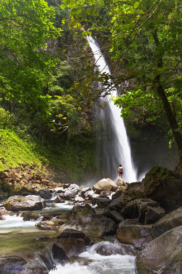 La Fortuna waterfall (2)