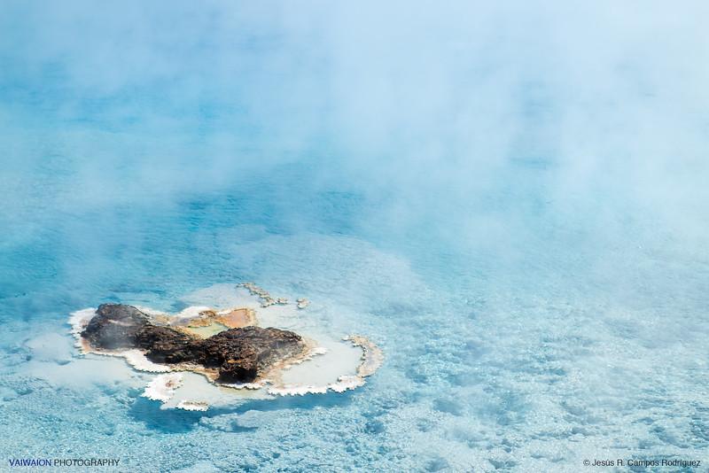 Excelsior Geyser Crater - Midway Geyser Basin