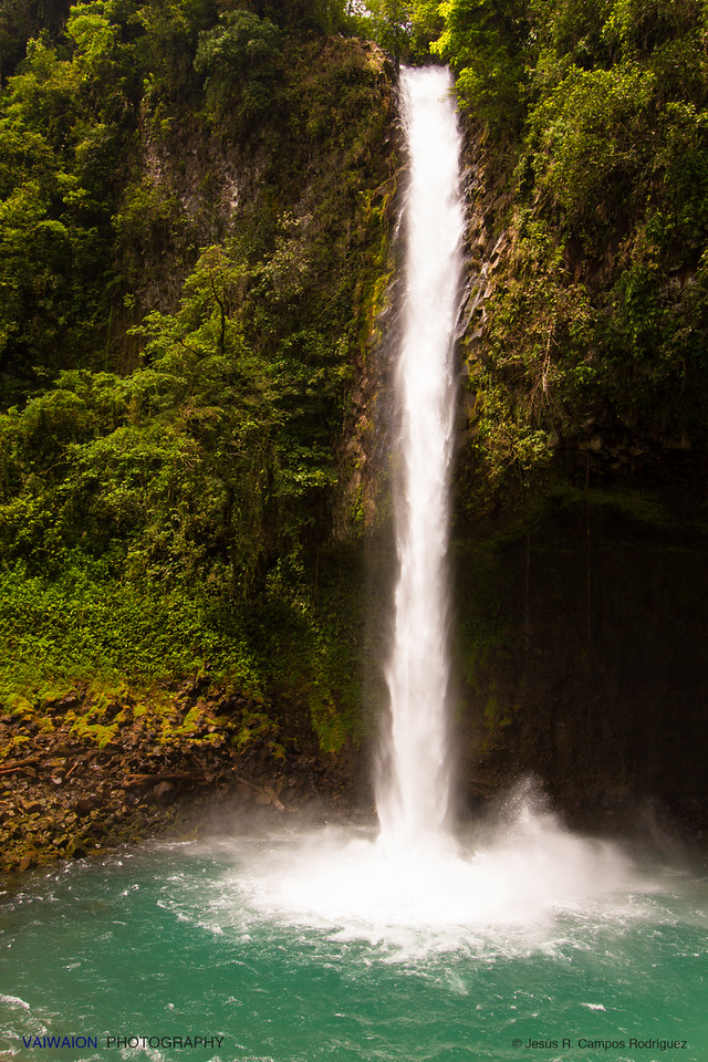 La Fortuna waterfall (3)