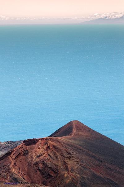 Teneguía Volcano