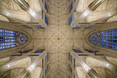 St Patrick's Ceiling