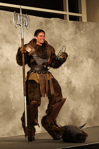 Minotaur  Best Novice and Century Guild Company Award:  Worn By: Ryan Trippensee Designed and Made By: Ryan Trippensee