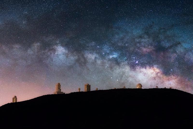 Izaña, Parque Nacional del Teide