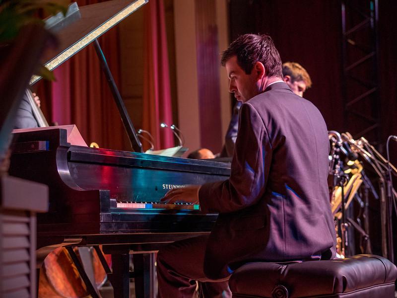Pianist with Wynton Marsalis