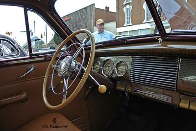 1940 Buick Special Four Door Sedan