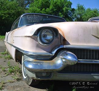 1956 Cadillac Coupe de Ville