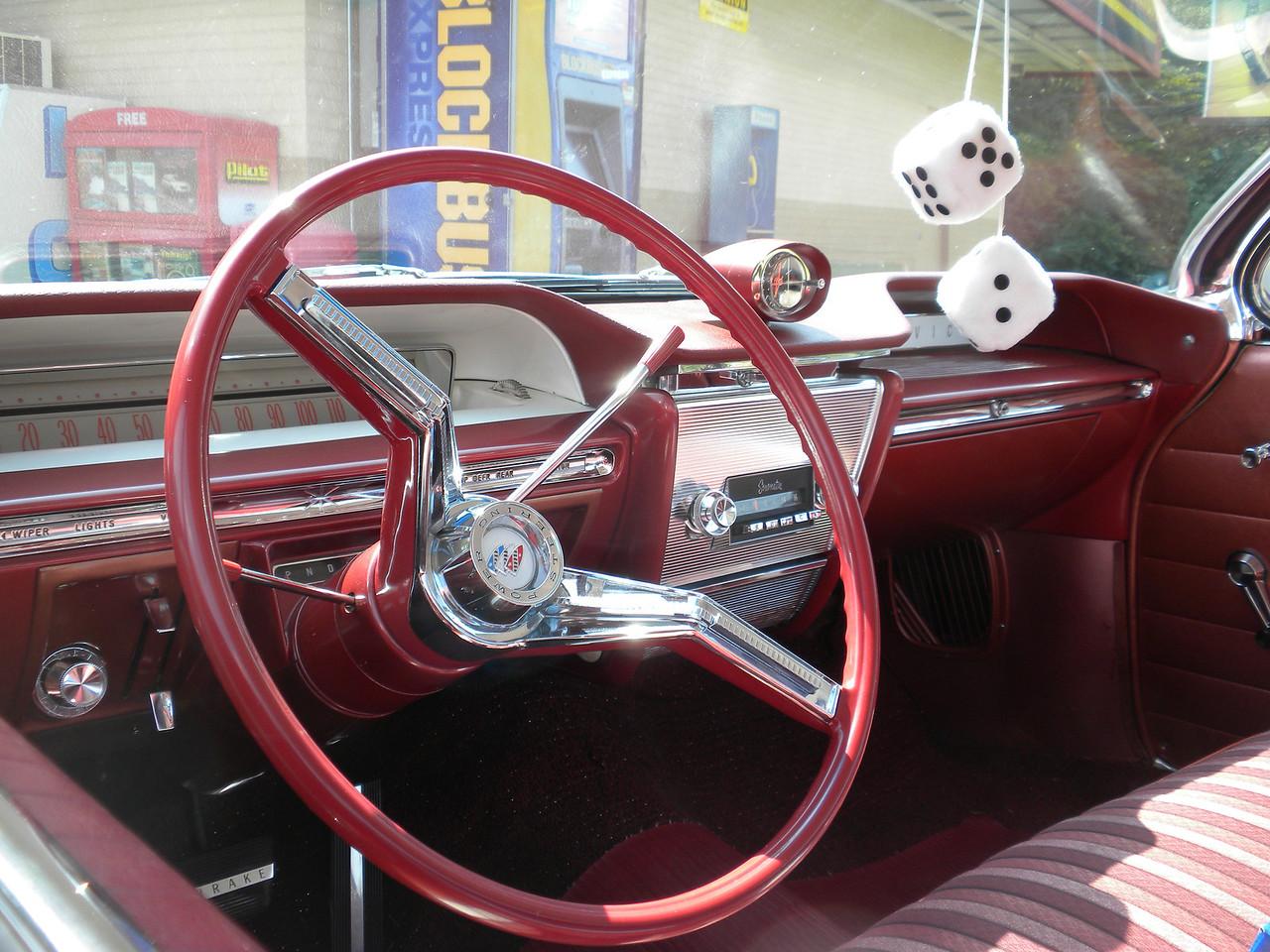 1961 Buick Invicta Four-Door Hardtop