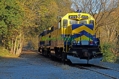"""This was taken in Chester County, PA, October, 2011, while it just sat there - kind of like it ran out of fuel and was waiting for AAA. It can be found in its original category """" Travel - PA """"   in gallery   """" Penna Oct 2011-3 """" as image # 0003"""