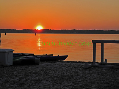 """Winter was grinding on far too long till a friend invited me to visit South Carolina in March of 2011. This sunset can be found in its original category """" Travel - SC """"  in gallery  """" South Carolina March, 2011-1 """" as image #4685"""