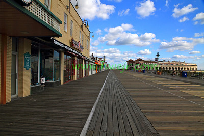 "Ocean City, NJ, boardwalk - though surely the tourists are "" on break "" ??? Maybe being October did it . . .  This foto can be found in its original category "" Travel - NJ ""  in the gallery  "" New Jersey  October, 2010 ""  as image #4900"