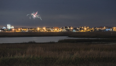 New Years Eve - Murrels Inlet, South Carolina