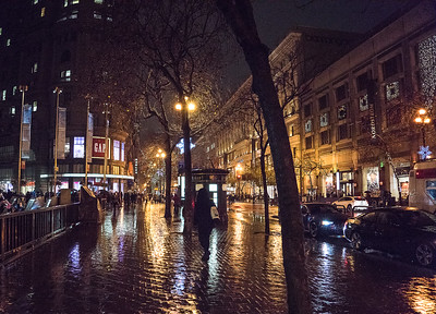 Rainy Night in San Francisco