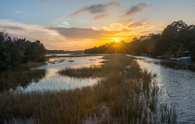 Charleston Marsh, South Carolina
