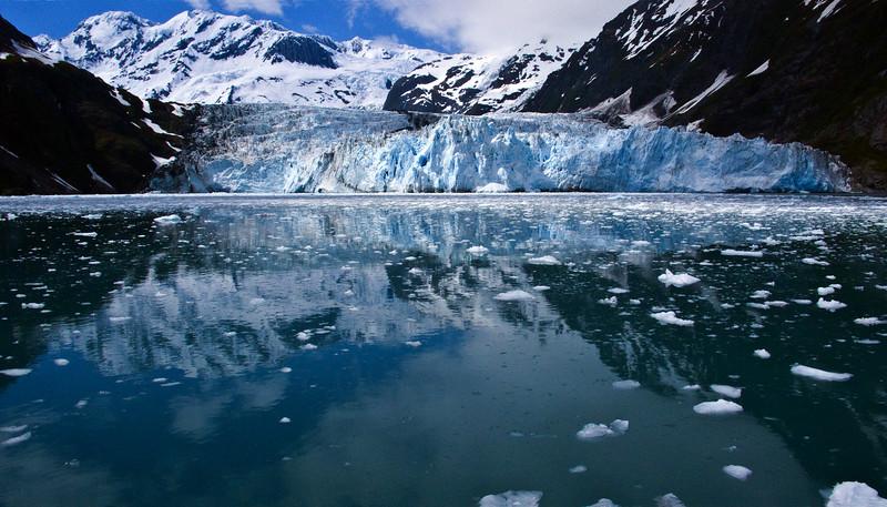 Mirror Lake Glacer