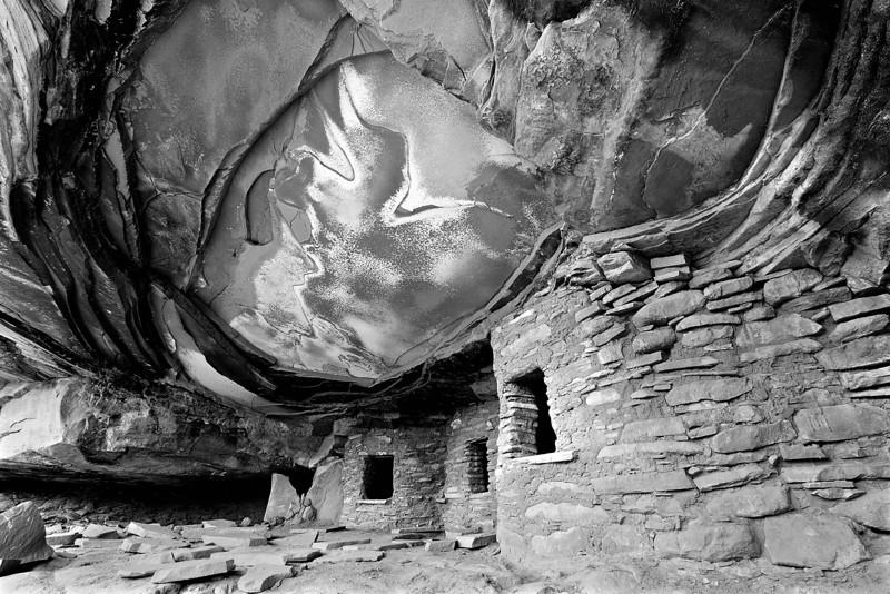Ceiling house, Anaszi Ruin