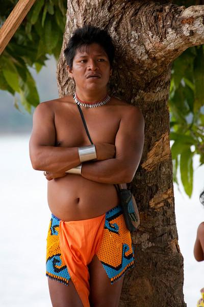 Embera Indians