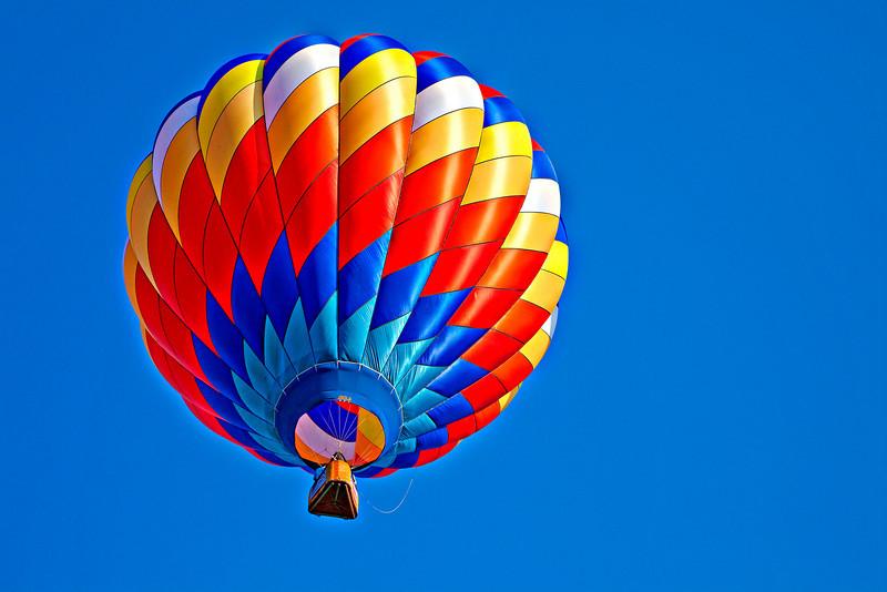 Flame II, Balloon Festival