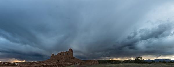 Dark Skies, Abo Runis New Mexico