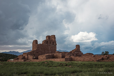 ABO Ruins .  ABO NM