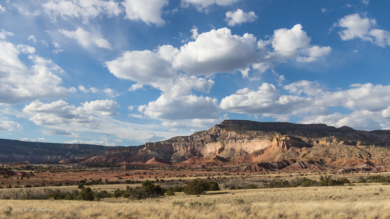 Chimney Rock at Ghost Ranch,  Abiquiu New Mexico