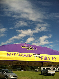 10/1/2011 ECU vs North Carolina