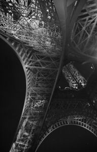 Bottom of the Eifel Tower