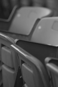 Seats at Hollywood Park