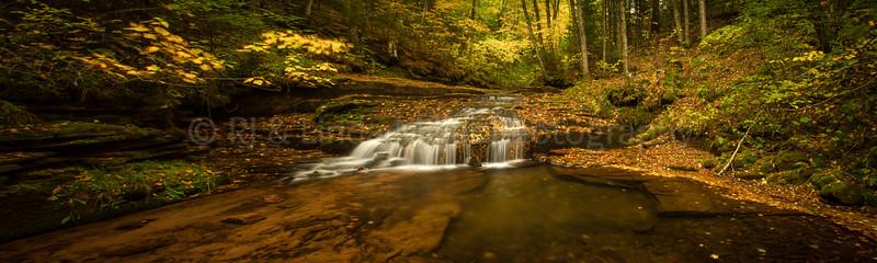 Lost Falls, Bayfield County, WI