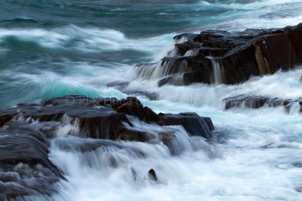 Lake Superior Waves, Grand Marais, MN