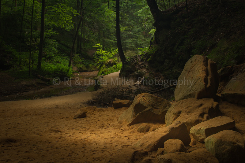 Ash Cave Falls, Hocking Hills, OH
