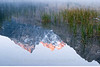 Reflections of Mt. Moran