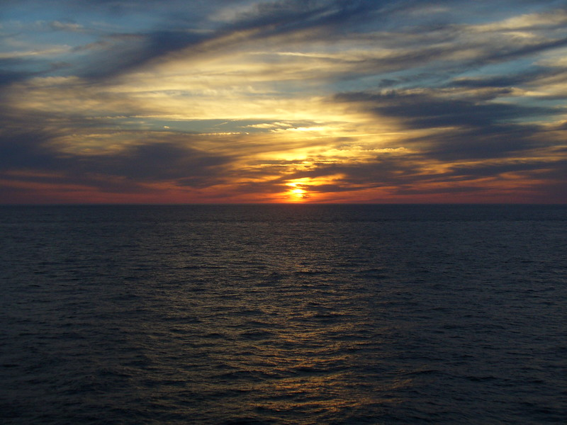 Atlantic Ocean Sunset